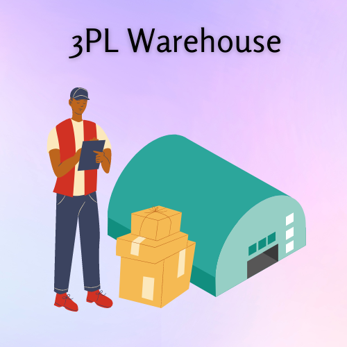 3PL Warehouse - India Sourcing Network